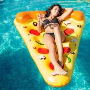 Idea regalo Materassino Pizza