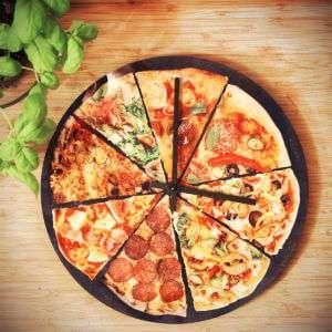 Regalo Orologio Pizza