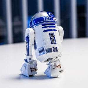 Regalo Droide Sphero Star Wars R2D2