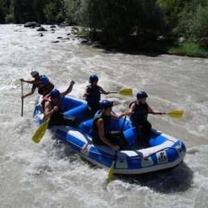Idea regalo Rafting: Divertimento Estremo sul fiume Adda – Sondrio