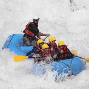 Idea regalo Rafting experience Vipiteno/Mezzaselva – Alto Adige