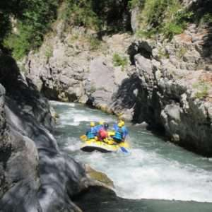 Idea regalo Rafting fra le Gole del Lao – Laino Borgo, Calabria