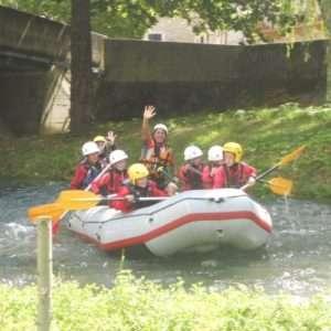 Idea regalo Rafting intensive sul fiume Nera – Scheggino, Umbria