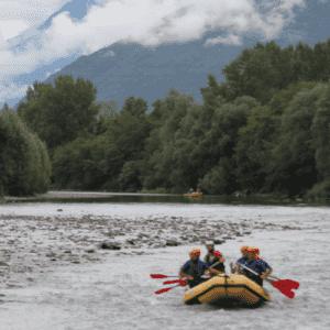 Idea regalo Rafting sul fiume Adda e sport in Valtellina – Sondrio