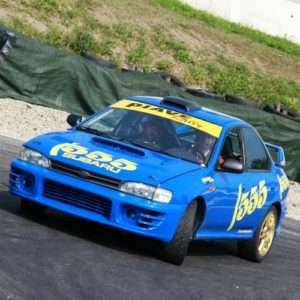 Idea regalo Rally a bordo della Subaru Impreza 555 – Pavia
