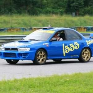 Idea regalo Rally a bordo della Subaru Impreza 555 – Udine