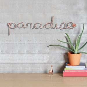 Idea regalo Decorazione murale paradisiaca