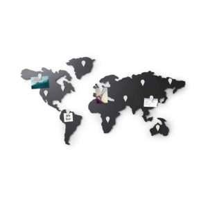 Idea regalo Pratico supporto magnetico a forma di mondo
