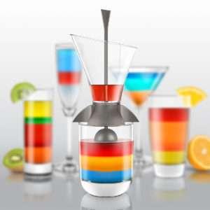 Idea regalo Cocktail Set Arcobaleno