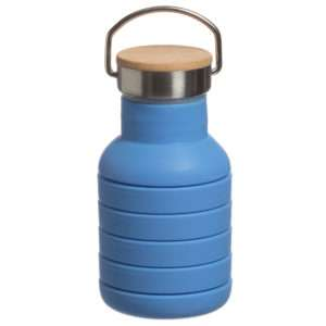 Idea regalo Bottiglia pieghevole stile Hippie