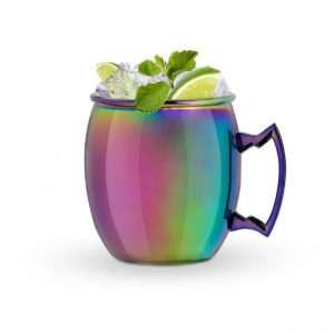 Idea regalo Tazza arcobaleno