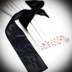 Idea regalo Nastri-manette in seta Silky
