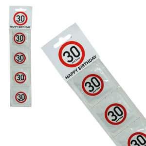 Idea regalo Preservativi – Buon 30esimo compleanno