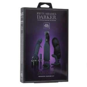 Idea regalo Cinquanta sfumature di grigio – Set per esperti Dark desire