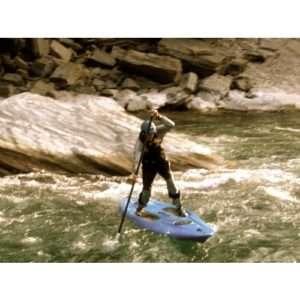Idea regalo S.U.P.EREROI: Esperienza in SUP sul fiume Adda – Sondrio