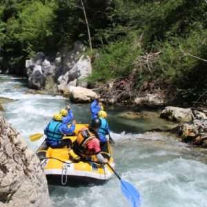 Idea regalo Soft Rafting per adulti e bambini – Laino Borgo, Calabria