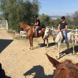 Idea regalo Soggiorno con cena romantica ed escursione a cavallo – Siena