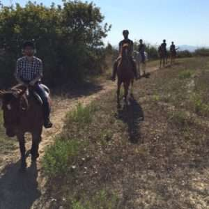 Idea regalo Soggiorno storico con cena ed escursione a cavallo – Siena