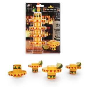 Idea regalo Set bicchierini Sombrero