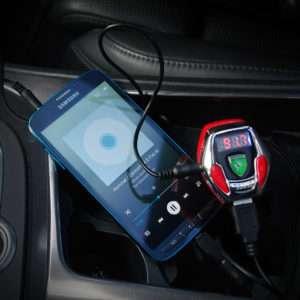 Regalo Sound Racer X  Trasmettitore FM effetti audio per auto