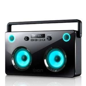 Regalo Spectraboom – Stereo Wireless Bluetooth con LED Speakers