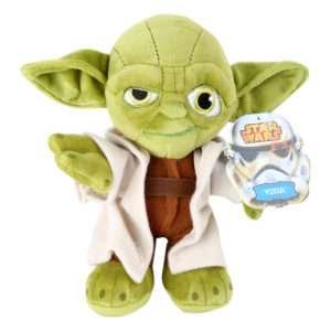 Idea regalo Star-Wars: Kuschel-Yoda
