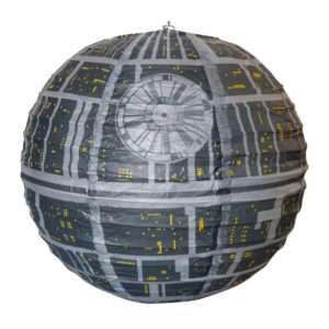 Idea regalo Star Wars: Paralume Morte nera