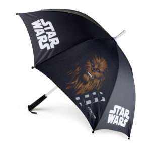 Idea regalo Star Wars – Ombrello per bambini Spada laser