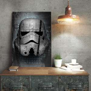 Regalo Poster di metallo Star Wars – Stormtrooper