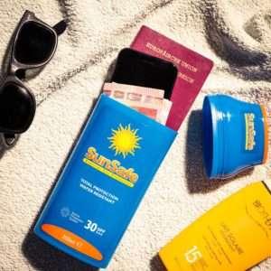 Regalo SunSafe  Crema Solare Cassaforte