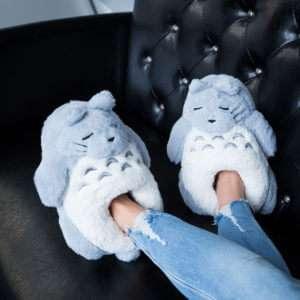 Regalo Pantofole Totoro