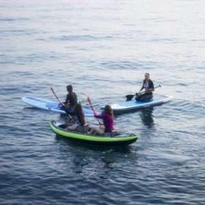 Idea regalo Tour Guidato in Kayak (min. 3 Persone) – Recco, Genova