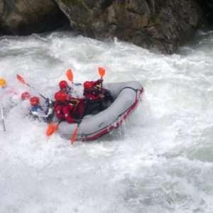 Idea regalo Tour rafting per esperti sul fiume Isarco – Val dIsarco, Sud Tirolo
