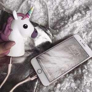 Regalo Caricabatterie Unicorno