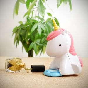 Regalo Asciuga Smalto per Unghie Unicorno