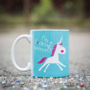 Regalo Tazza Unicorno
