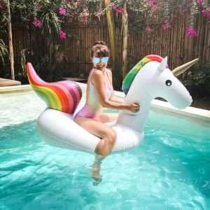 Regalo Unicorno Gonfiabile