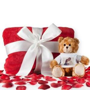 Idea regalo Set personalizzato di San Valentino per la propria amata