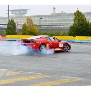 Idea regalo Velocità e Sicurezza, Corso di Guida in Ferrari – Sauze di Cesana