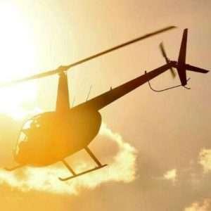 Idea regalo Volo in elicottero sulla Puglia, per due persone – Ginosa, Taranto