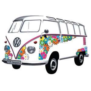 Idea regalo Adesivo murale Volkswagen Bulli