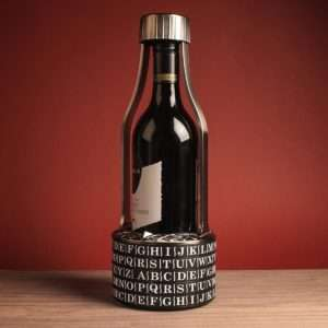 Regalo Cassaforte Per Vino Cryptex