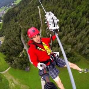 Idea regalo Zipline, discesa in teleferica – San Vigilio di Marebbe, Bolzano