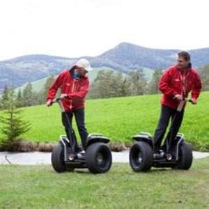 Idea regalo Zipline e Segway experience – San Vigilio di Marebbe, Bolzano