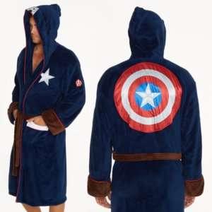 Idea regalo Accappatoio Capitan America