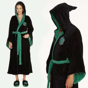 Idea regalo Accappatoio Harry Potter  Serpeverde