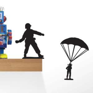 Regalo Action Stickers – Soldiers
