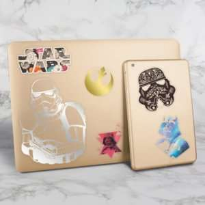 Regalo Adesivi artistici Star Wars