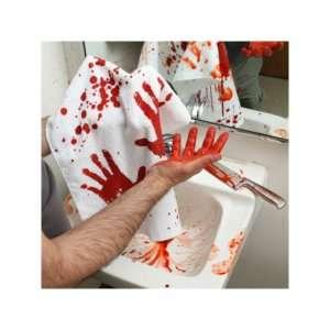 Regalo Asciugamano Horror