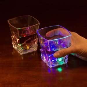 Idea regalo Bicchieri Luminosi